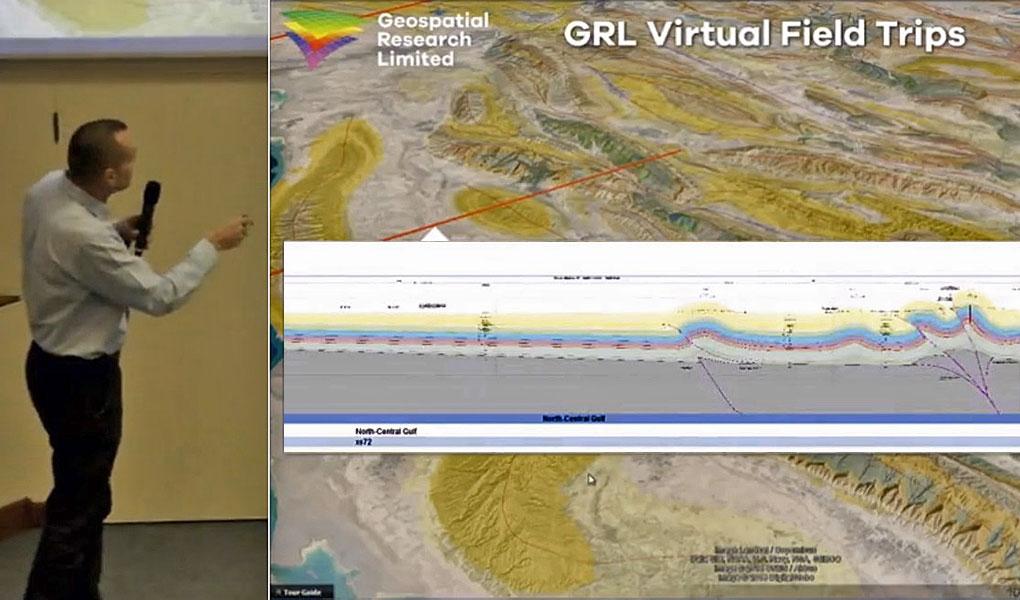 Zagros Virtual Field Trip