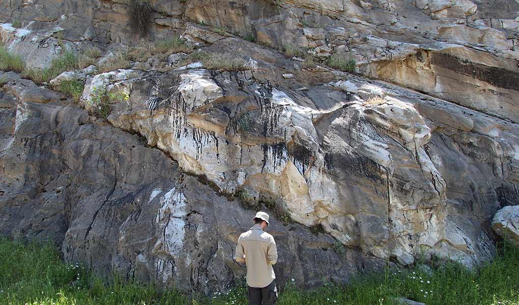 Fieldwork on Shaikan, Kurdistan Region of Iraq