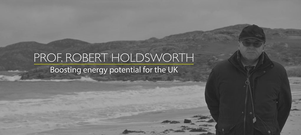 Bob Holdsworth – NERC Economic Impact Awards